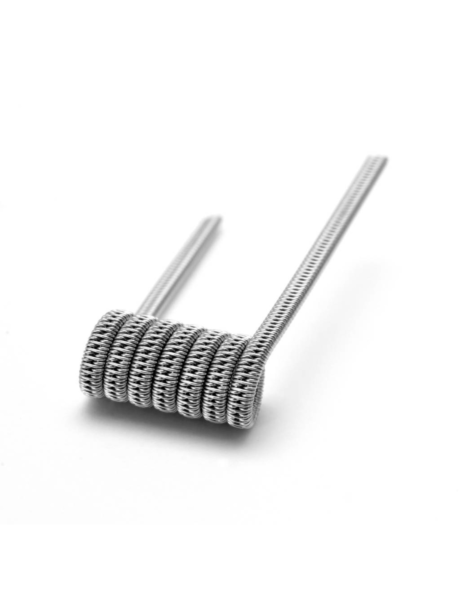 Definitive Coils Definitive Staggered Fused RTA Claptons - V3