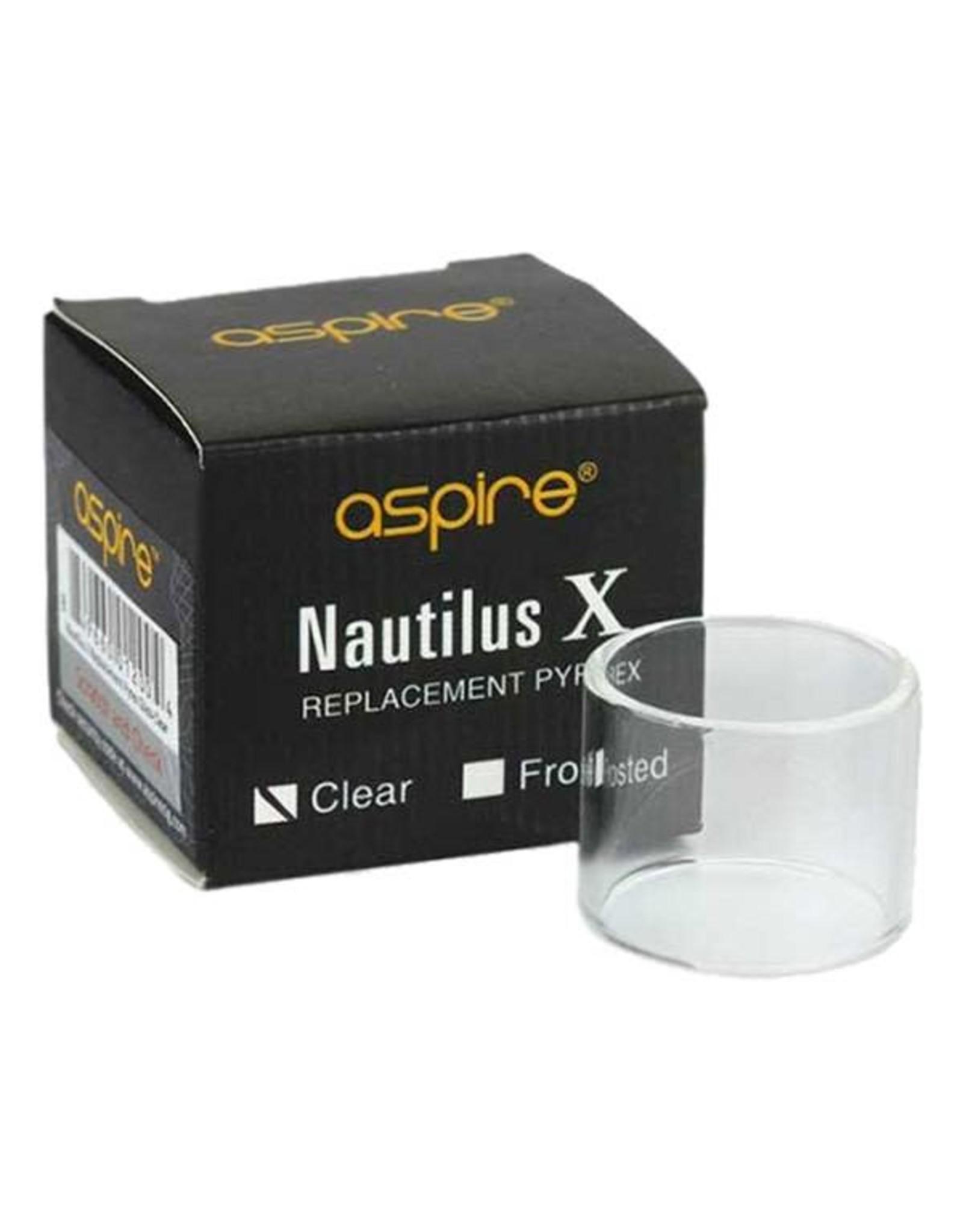 Aspire Replacement Glass Nautilus X Tank