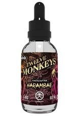 Twelve Monkeys Harambae