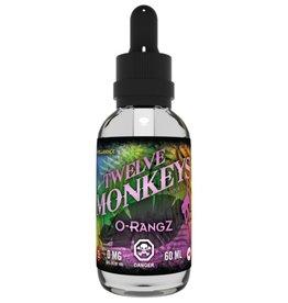 Twelve Monkeys O-rangz