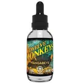 Twelve Monkeys Mangabeys
