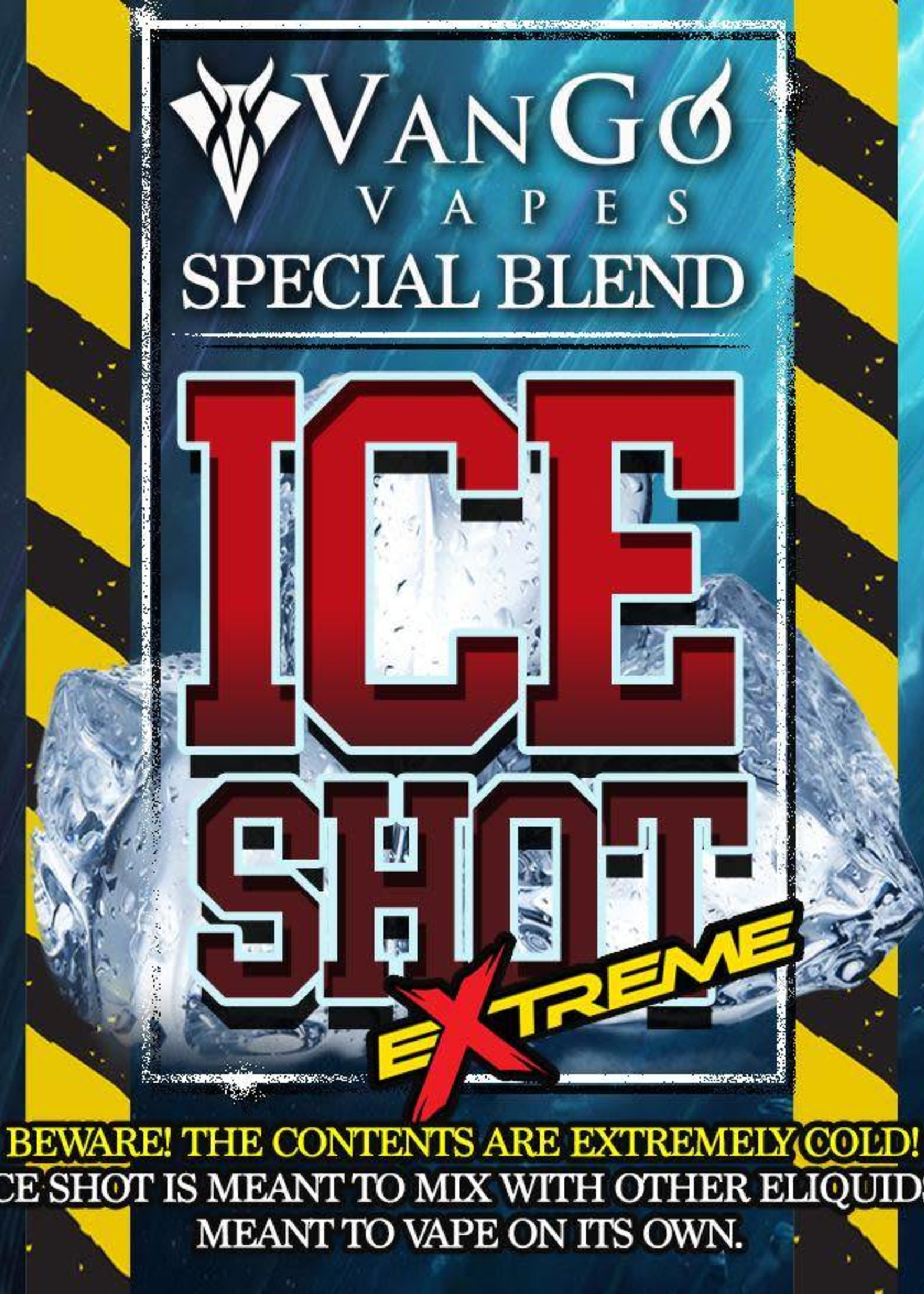VanGo Vapes Ice Shots