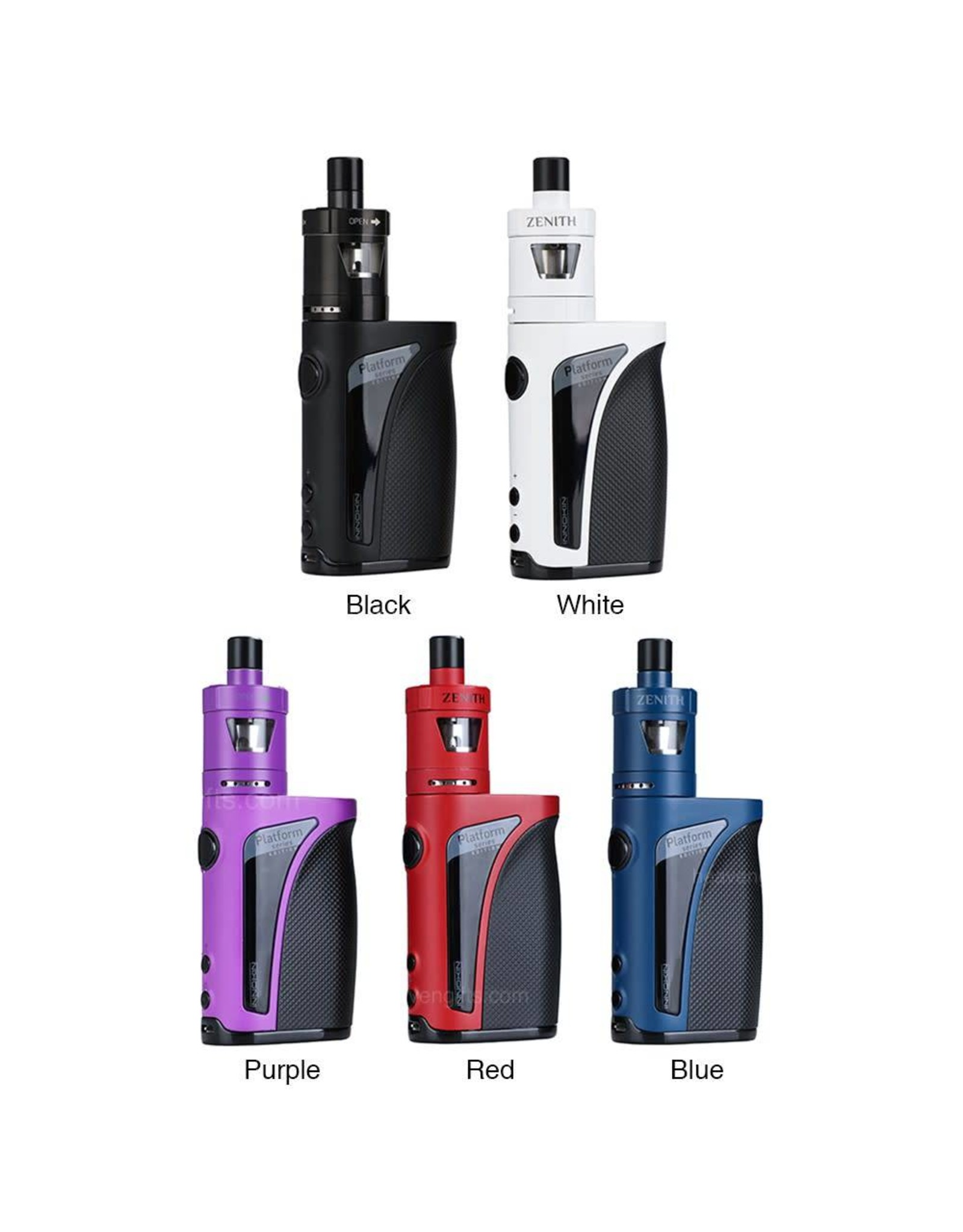 Innokin Kroma-A & Zenith Kit by PBursardo and the Vapingreek