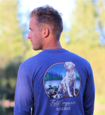 Burlebo Field Companion Long Sleeved T-Shirt