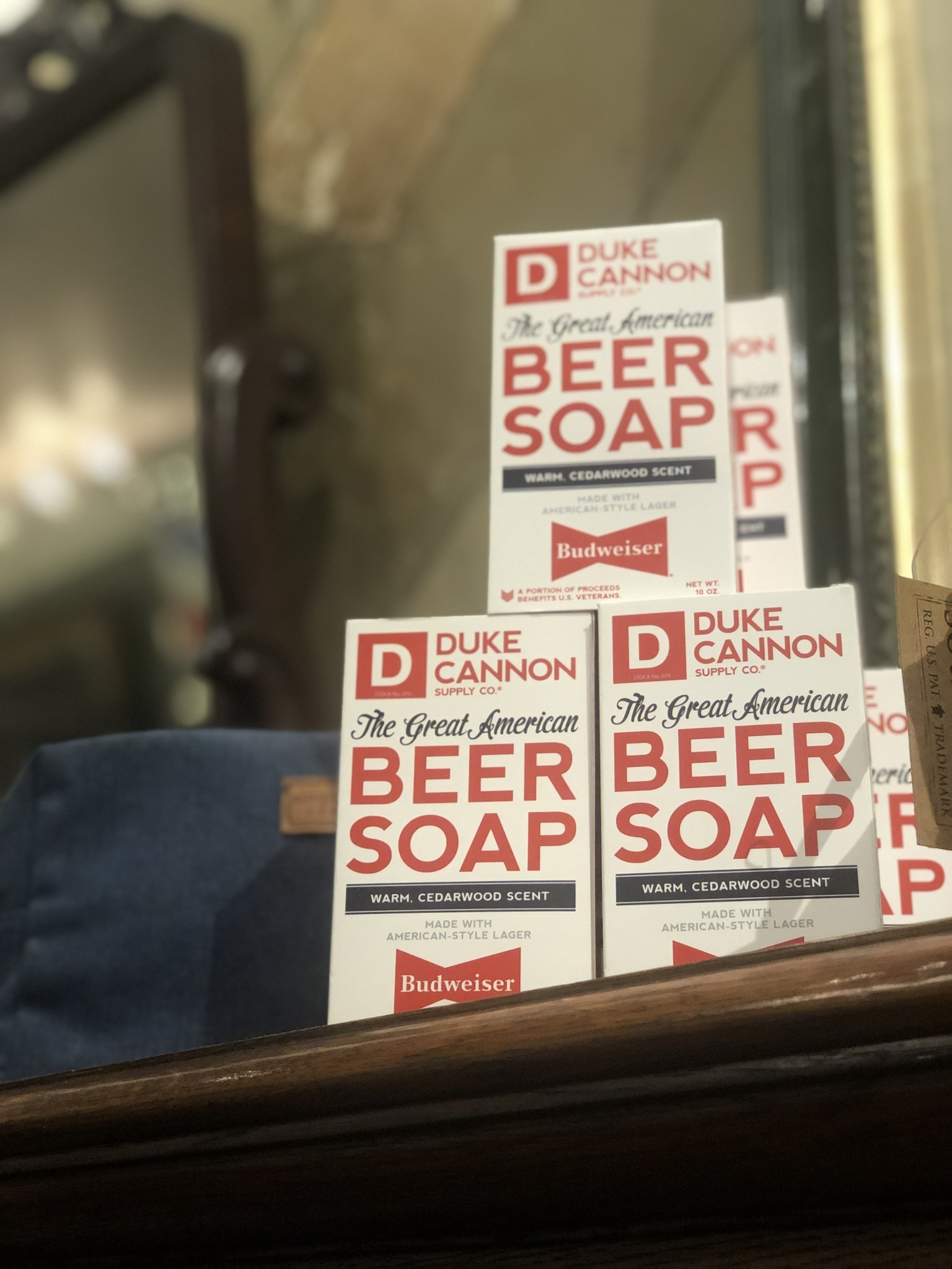 Duke Cannon Duke Cannon Big Ass Soap