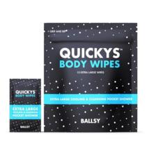 Ballsy Ballsy Quickys Ball and Body Wipes