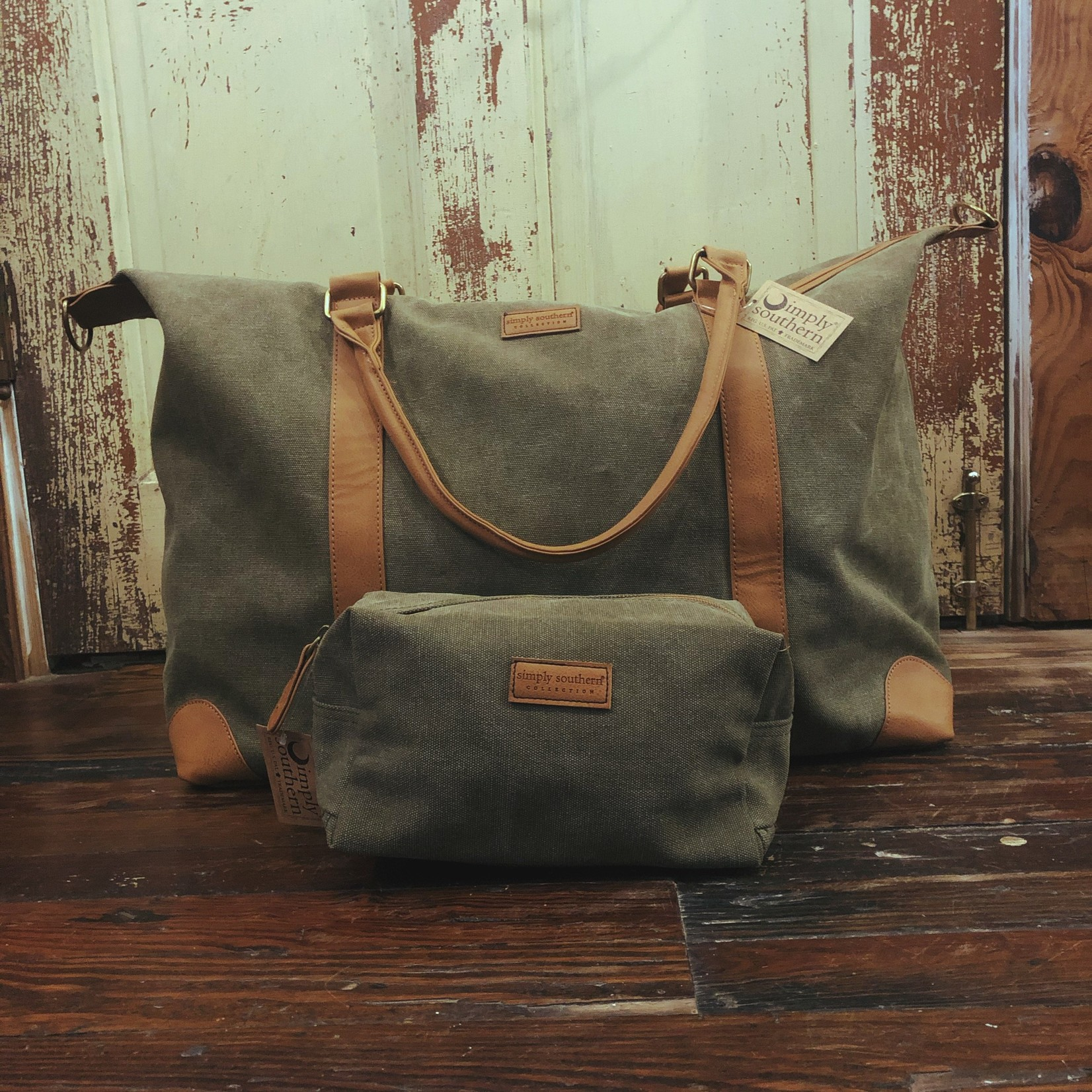 Simply Southern Simply Southern Duffle Bag