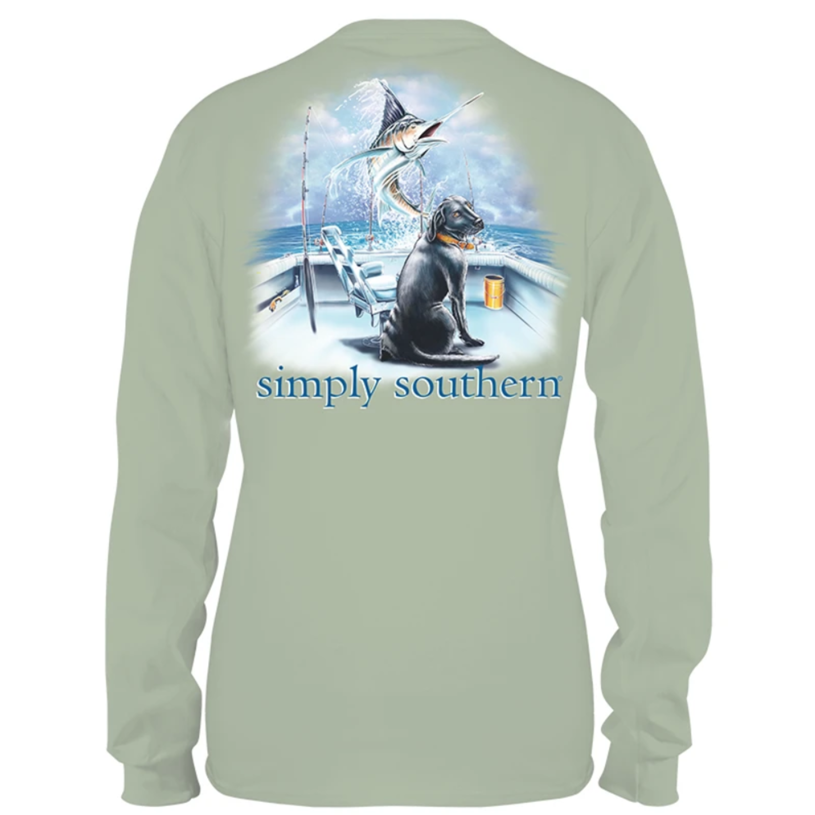 Simply Southern Simply Southern Long Sleeved T-shirt