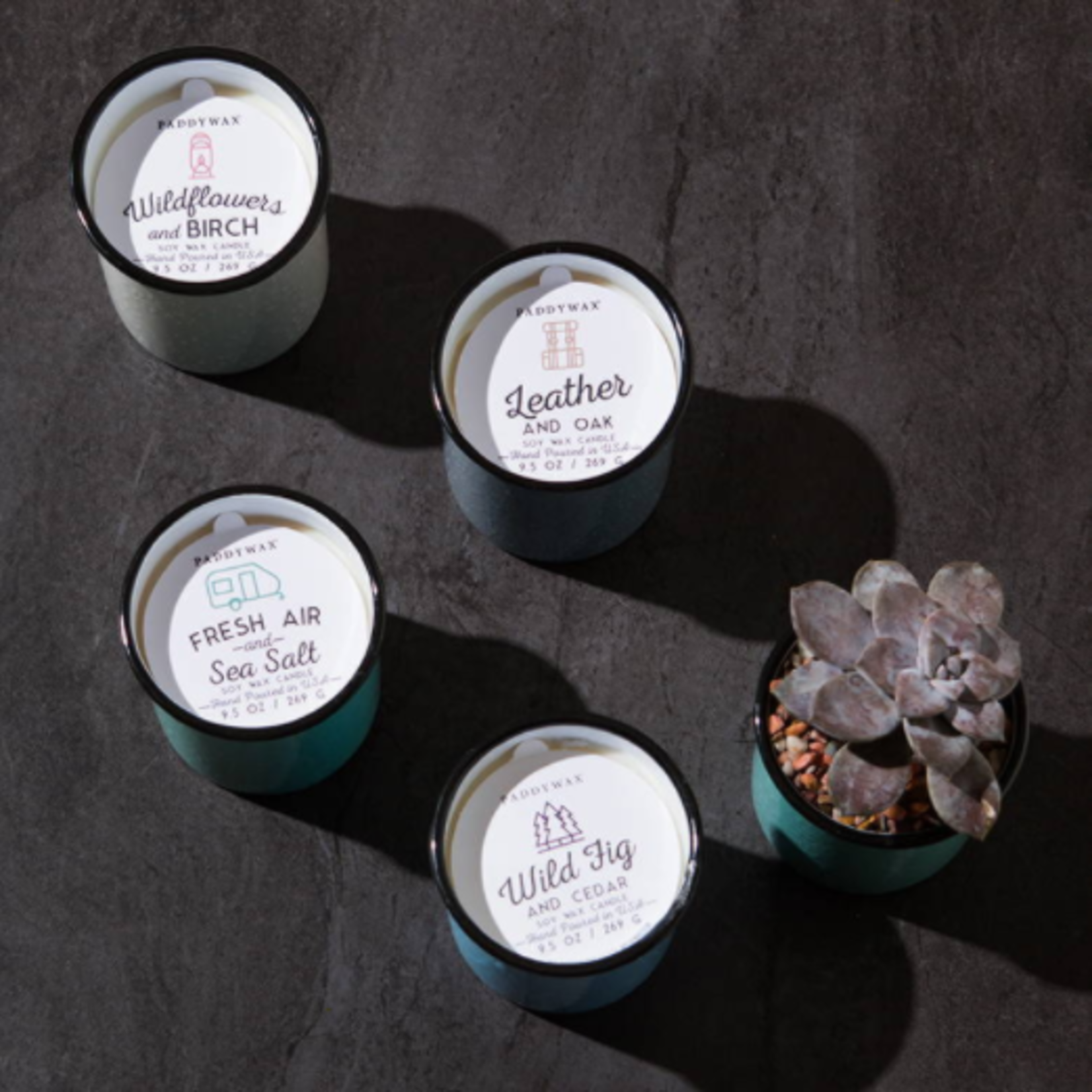 Paddywax Alpine Candle Series