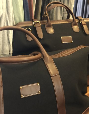 Brouk & Co. Brouk & Co. Ethan Luggage Collection