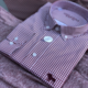 Pennington & Bailes SEC Gingham Button Down Shirt