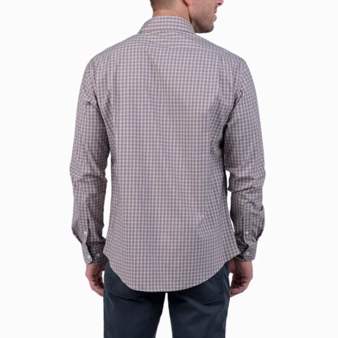 Southern Shirt Southern Shirt Lawrence Check Button Down