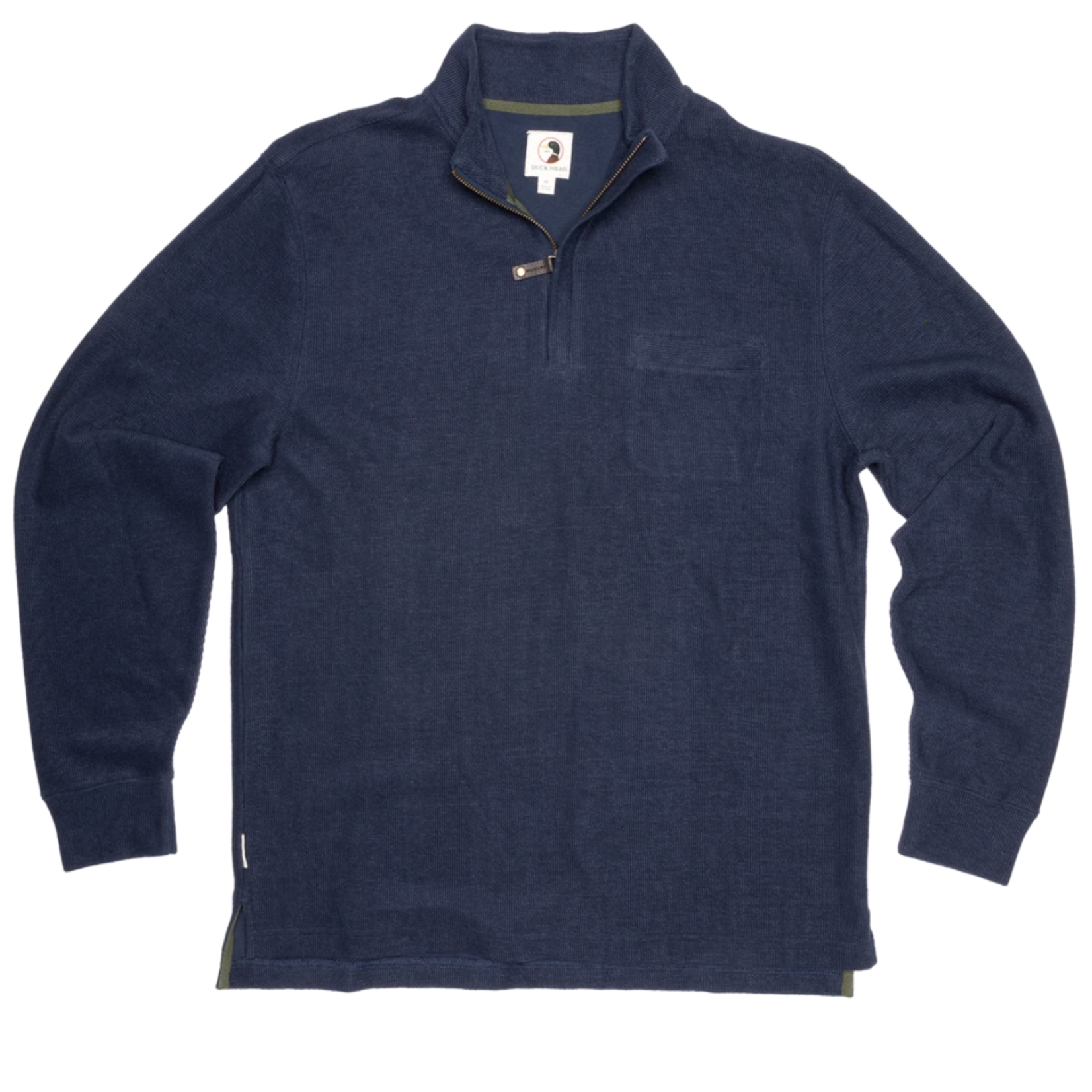 Duck Head Covey 1/4 Zip Pullover