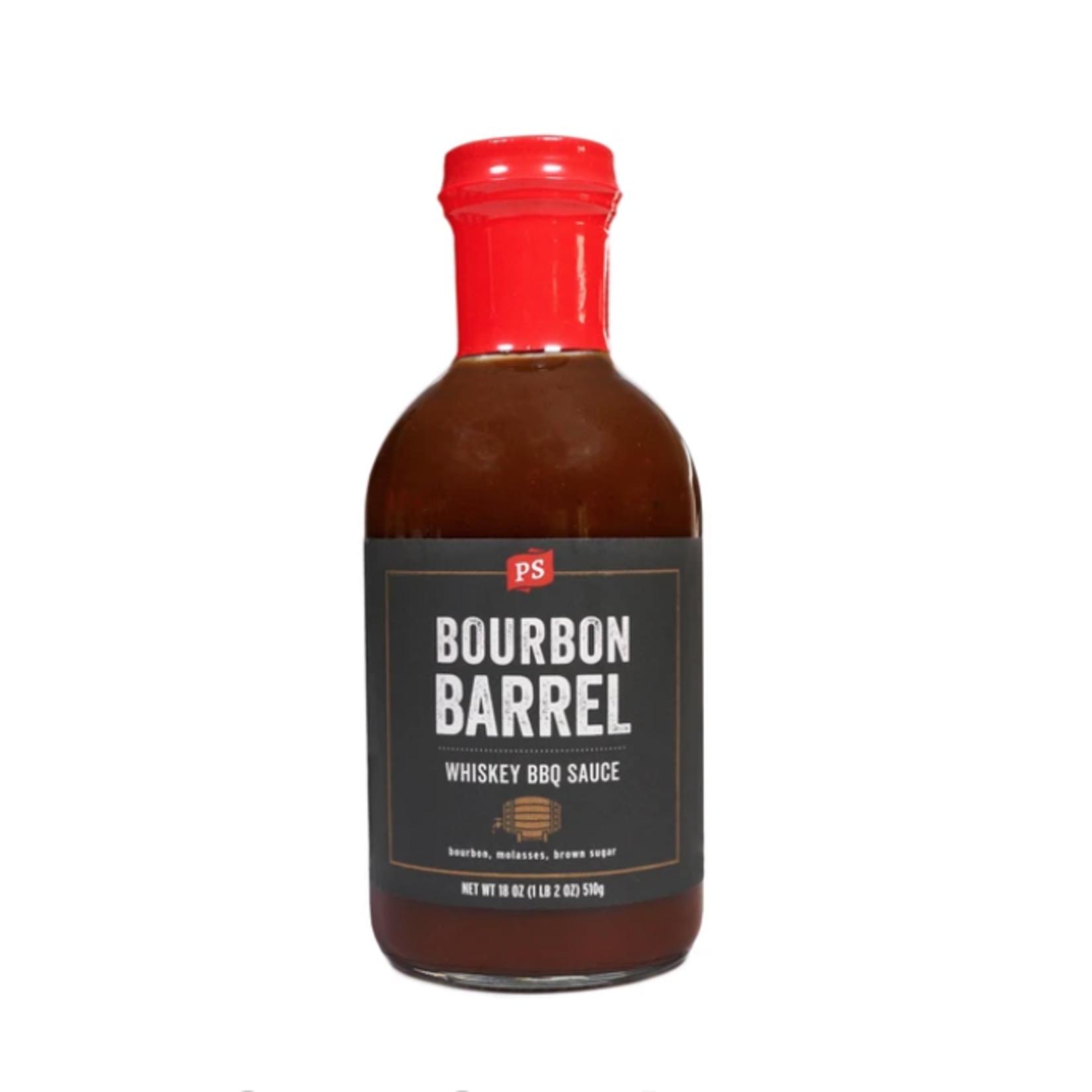 PS Seasoning Bourbon Barrel BBQ Sauce