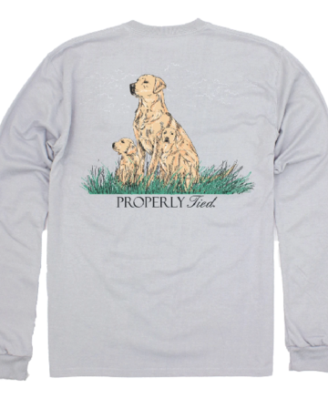 Properly Tied Dog Days T-shirt