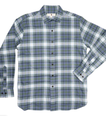 Duck Head Plainfield Plaid Flannel Shirt