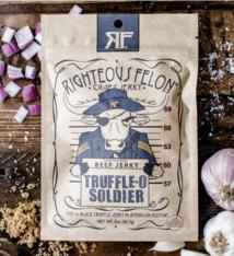Righteous Felon Truffle-O Soldier Beef Jerky
