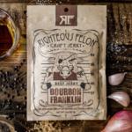 Righteous Felon Bourbon Franklin Beef Jerky