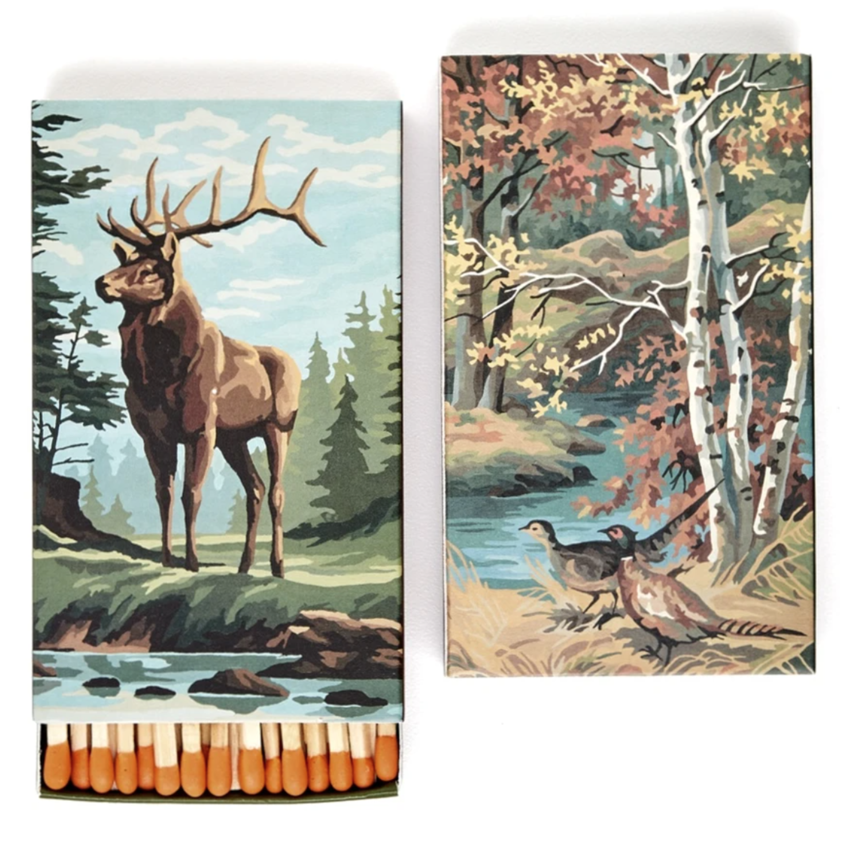 Mollyjogger Stag Safety Matches