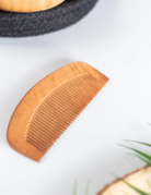 Private Stache Wooden Beard Comb