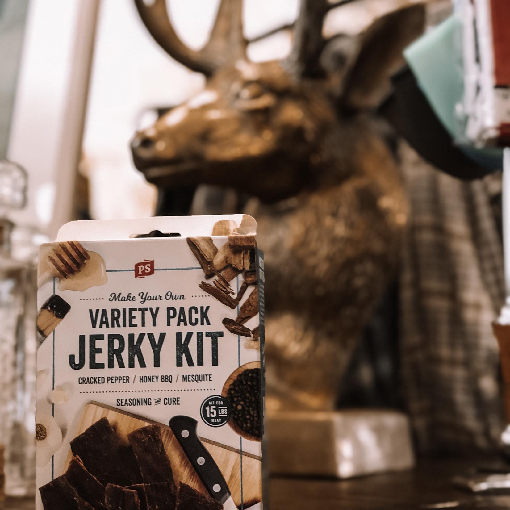PS Seasoning PS Seasoning Variety Pack DIY Jerky Kit