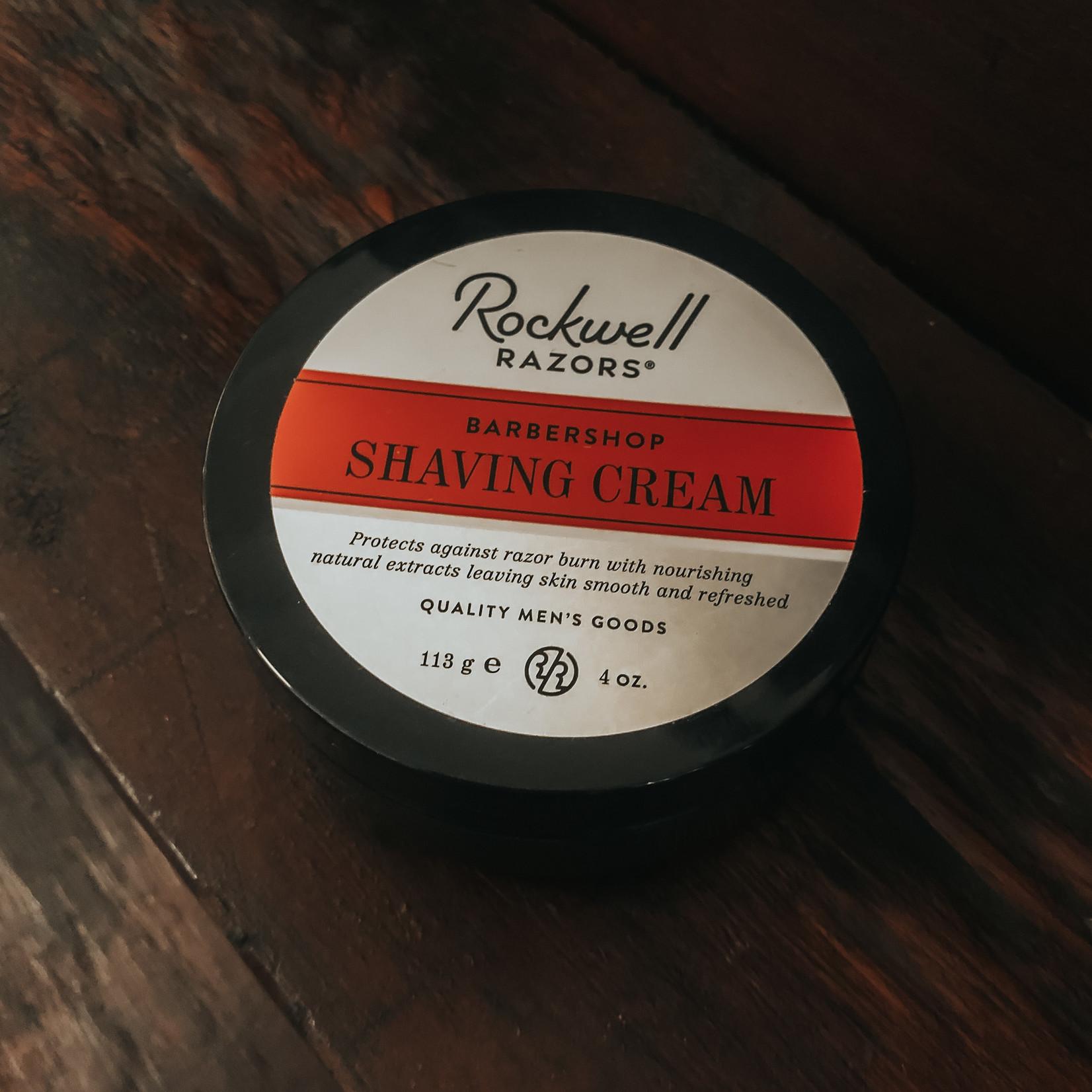 Rockwell Razors Rockwell Razors Shave Cream