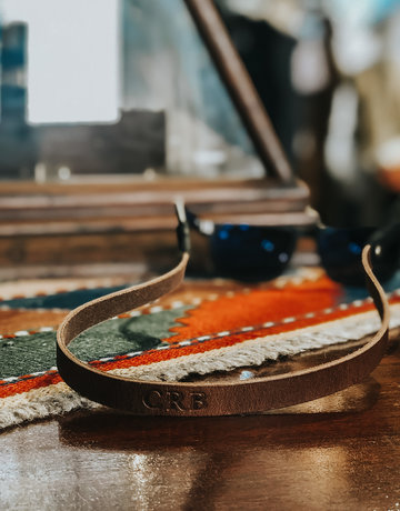 Clayton and Crume Clayton and Crume Monogrammed Sunglasses Strap