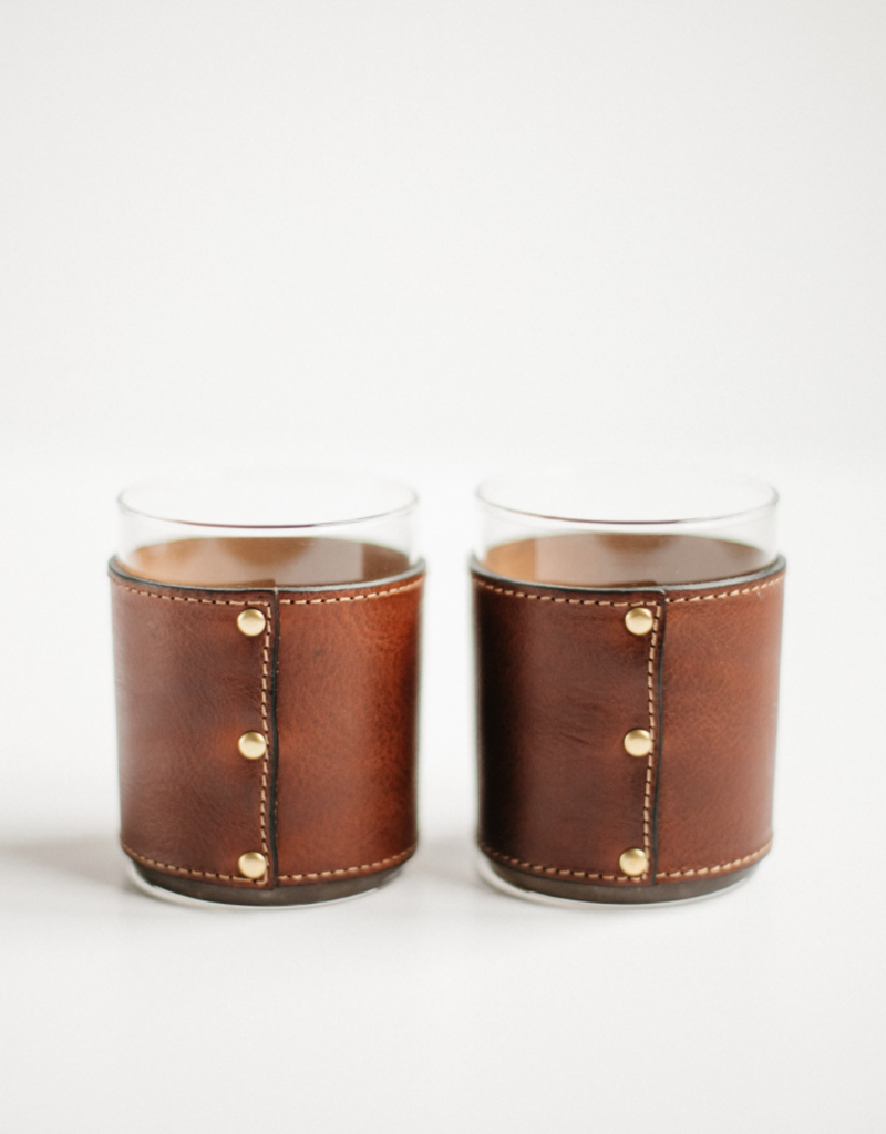 Clayton and Crume Clayton and Crume Monogrammed Rocks Glasses