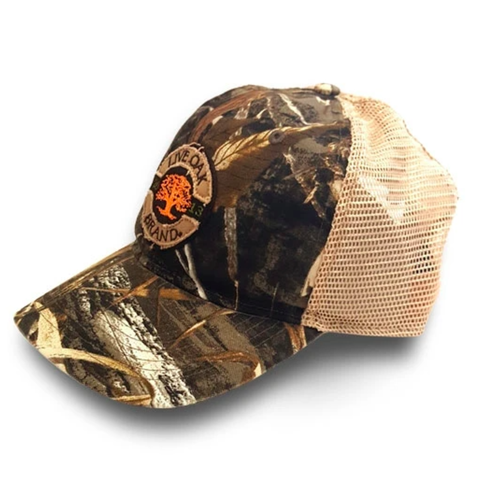 Live Oak Live Oak Logo Hat, Camo
