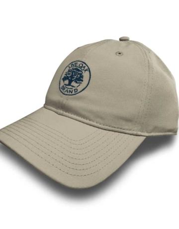 Live Oak Live Oak Logo Hat, Stone
