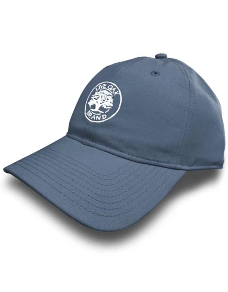 Live Oak Live Oak Logo Hat, Blue