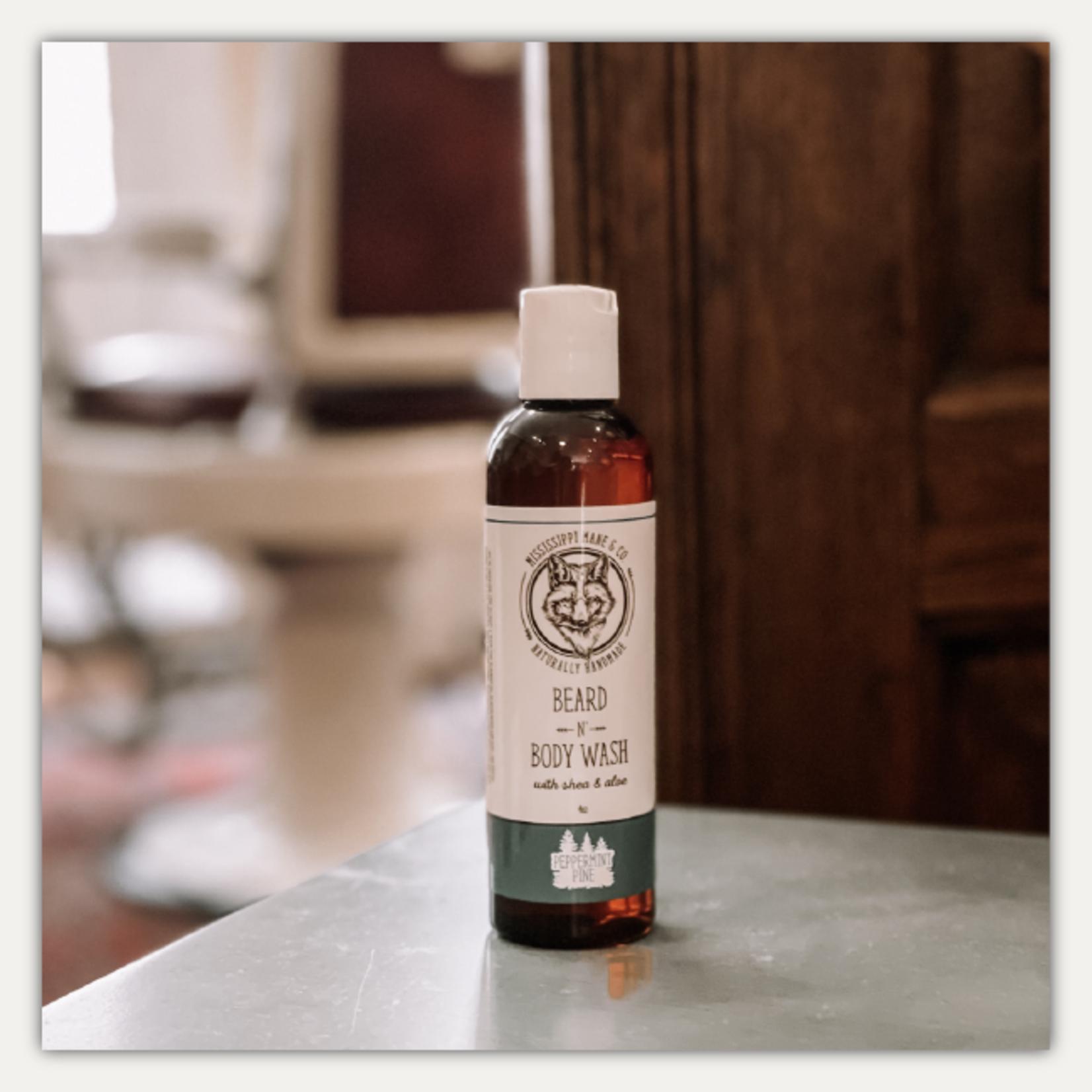 Mississippi Mane & Co. Mississippi Mane & Co. Beard & Body Wash