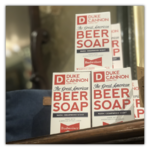 Duke Cannon The Great American Budweiser Beer Soap