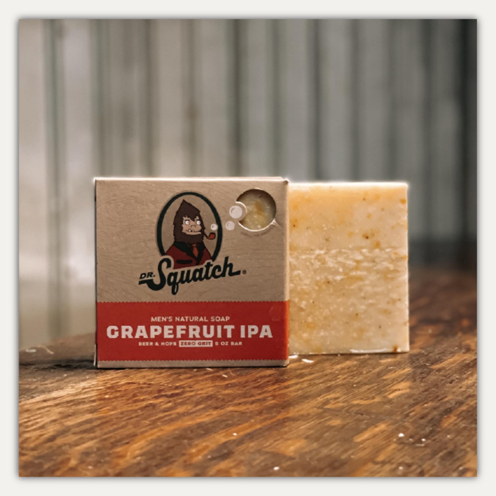 Dr. Squatch Bar Soap, Grapefruit IPA