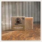 Dr. Squatch Bar Soap, Gold Moss Scrub