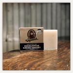 Dr. Squatch Bar Soap, Eucalyptus Greek Yogurt