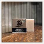 Dr. Squatch Bar Soap, Deep Sea Goat's Milk