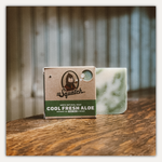Dr. Squatch Bar Soap, Cool Fresh Aloe