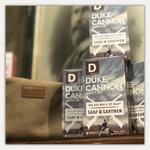 Duke Cannon Duke Cannon Soap Leaf and Leather
