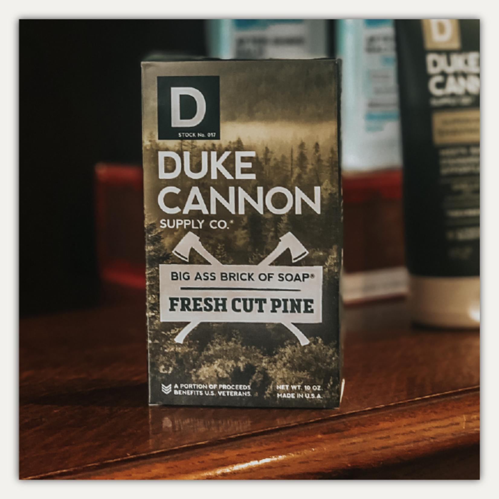 Duke Cannon Duke Cannon Soap Fresh Cut Pine