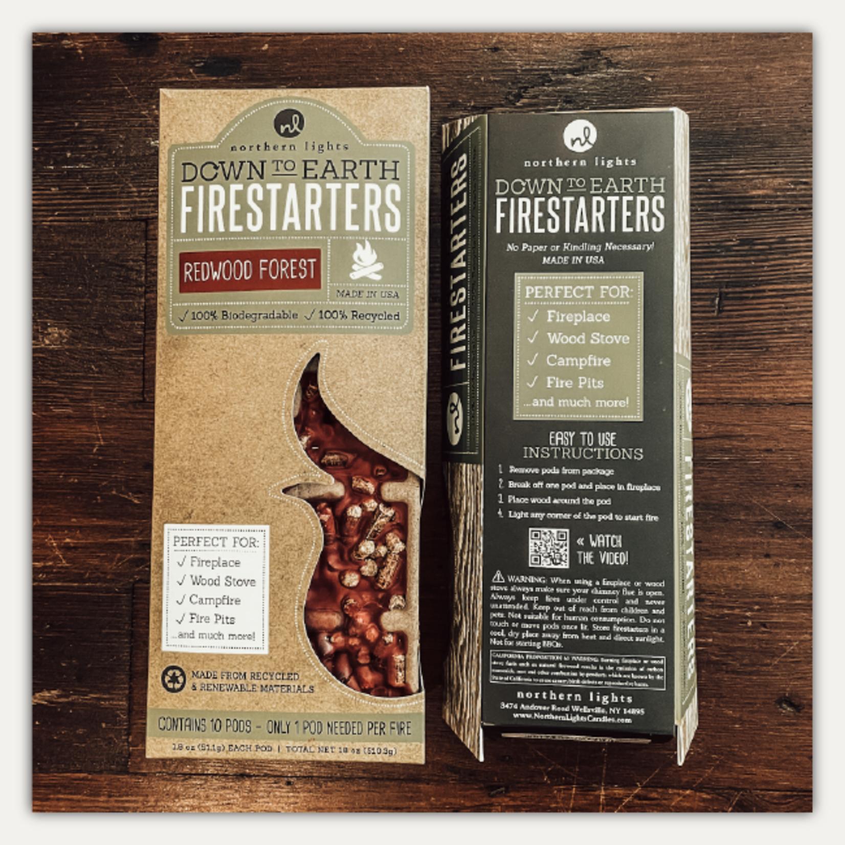 Northern Lights Firestarters