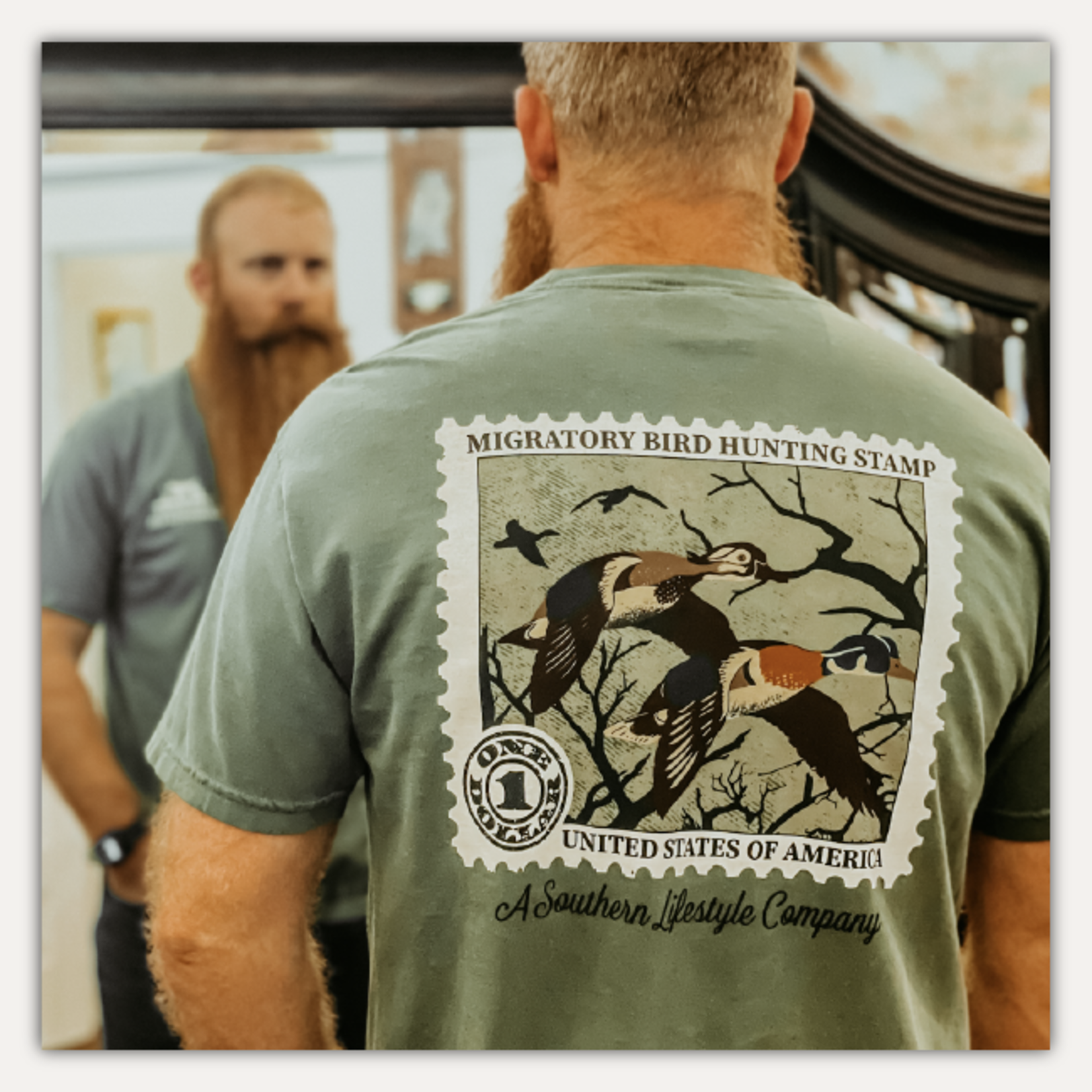 A Southern Lifestyle Duck Stamp T-shirt