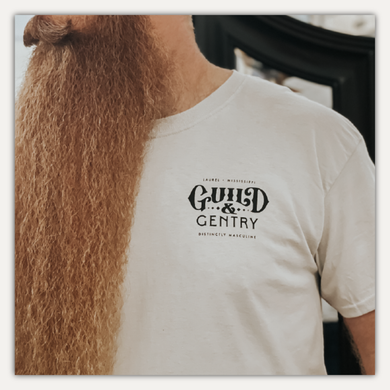 Guild and Gentry Guild and Gentry Logo Tee