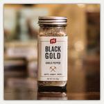 PS Seasoning Black Gold Garlic Pepper Blend