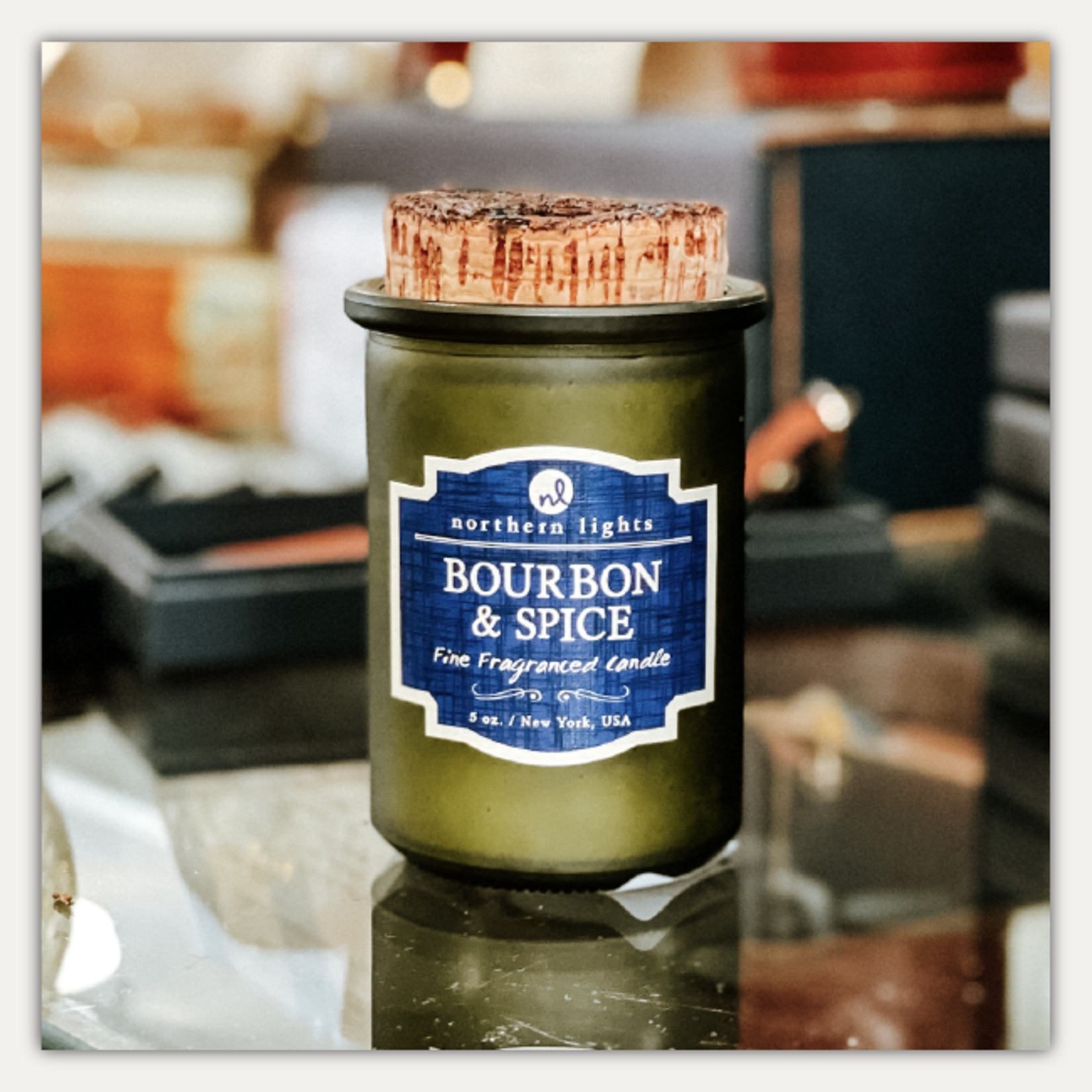 Northern Lights Spirit Jar Candle Series