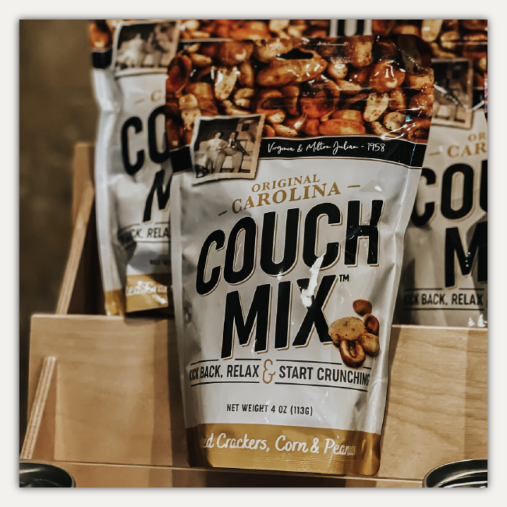 Bruce Julian Heritage Foods Couch Mix® Bag