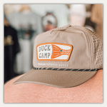 Duck Camp Redfish Patch Perforated Hat