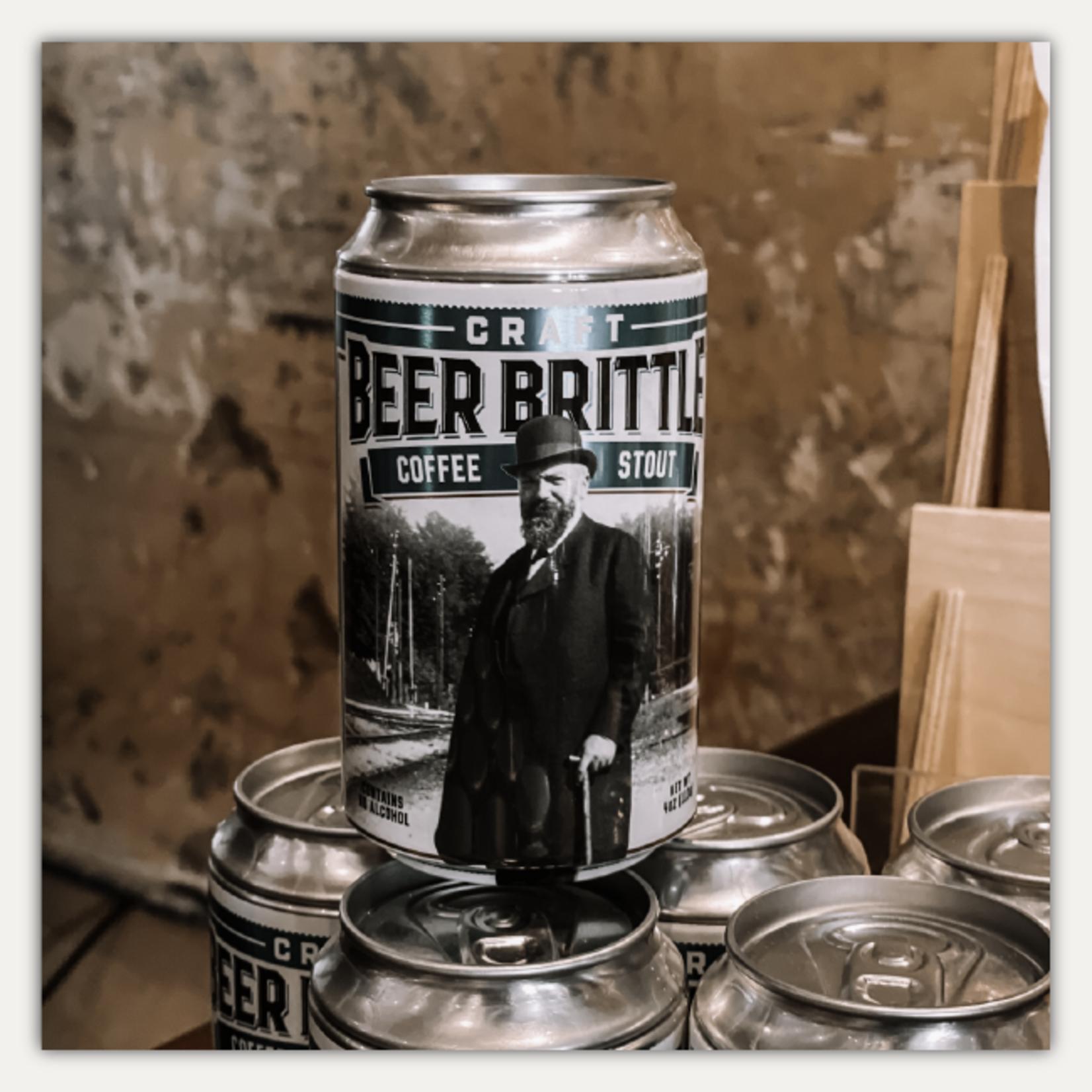 Bruce Julian Heritage Foods Beer Brittle Coffee Stout