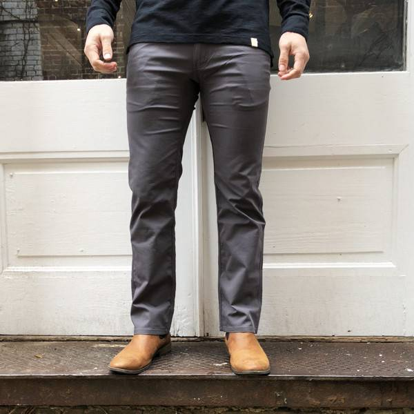 Mountain Khaki Commuter Pant, Slim Fit
