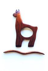 Alpaca Shawl Pin